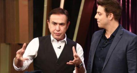 Com Amaury Jr., Programa do Porchat fracassa na audiência