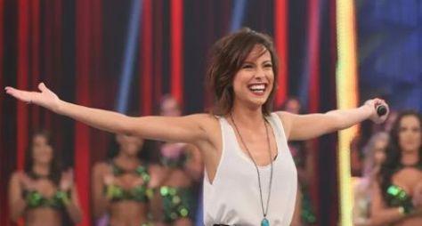 Andreia Horta vai apresentar programa no Canal Brasil