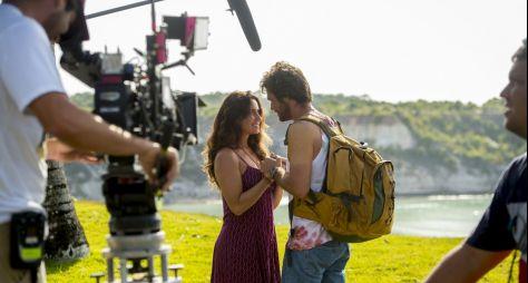 Globo divulga imagens das gravações de Segundo Sol na Bahia
