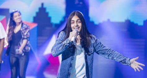 The Voice Kids: Nove vozes disputam a semifinal