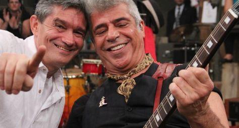 Altas Horas recebe Lulu Santos e ex-participantes do The Voice Brasil
