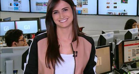 Mari Paula é promovida na Globo