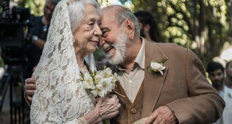 O Outro Lado do Paraíso: O casamento de Mercedes e Josafá