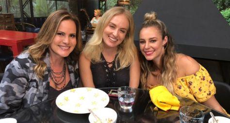 Paolla Oliveira e Renata Ceribelli são as convidadas do Estrelas do Brasil