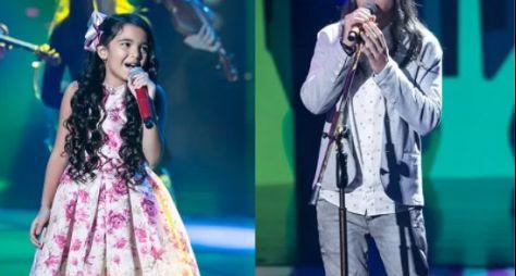 Confira a grande surpresa na final do The Voice Kids