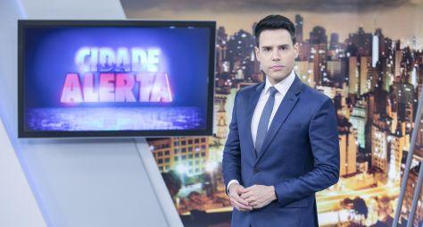 Com Luiz Bacci, Cidade Alerta atinge novo recorde de audiência