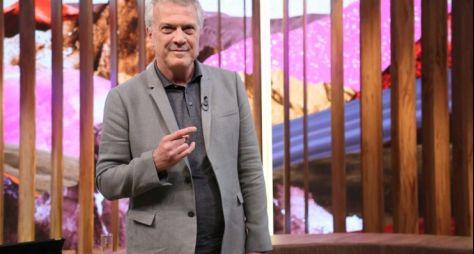 GloboNews reprisará o talk-show Conversa com Bial