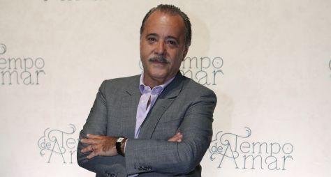 Papel de Tony Ramos em novela de Aguinaldo Silva é mistério