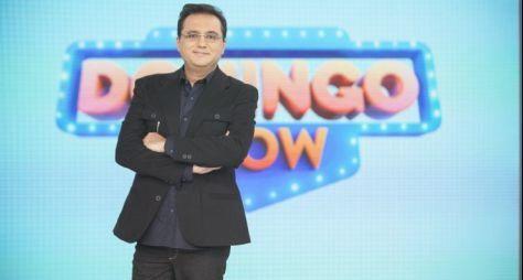 Com novo formato, Domingo Show bate recorde de audiência