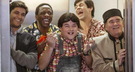 Globo desiste da 2ª temporada do remake de Os Trapalhões