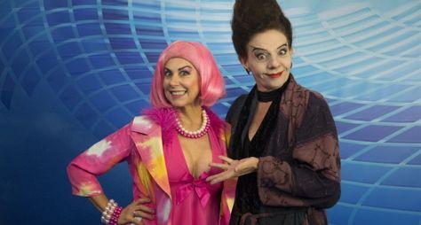 Personagens de Castelo Rá-Tim-Bum participam do Tá no Ar: TV na TV