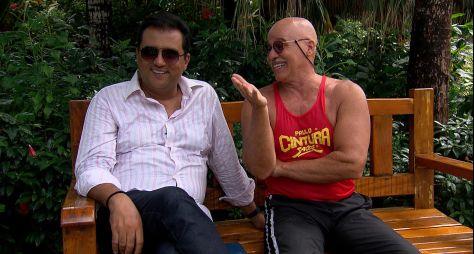 Domingo Show: Geraldo Luís faz homenagem a Chico Anysio