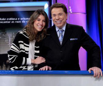 SBT testa filhas de Silvio Santos no comando do Topa ou Não Topa