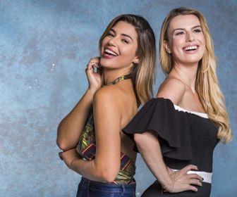 Viviam Amorim e Fernanda Keulla são as novas integrantes do Vídeo Show