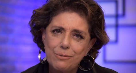 Leda Nagle estaria negociando com a Rede Brasil de Televisão