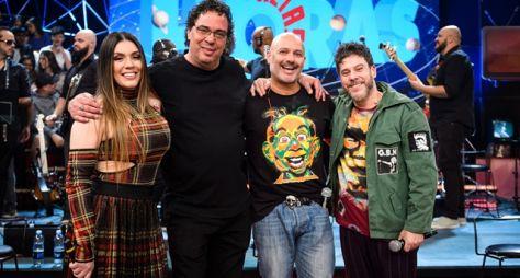 No Altas Horas, Balão Mágico celebra retorno aos palcos