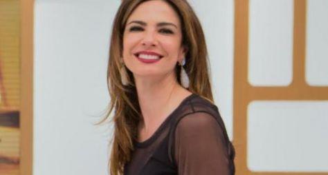 RedeTV! e Luciana Gimenez firmam novo contrato