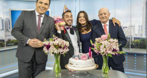 Record TV comemora liderança de A Hora da Venenosa pelo 3º mês consecutivo