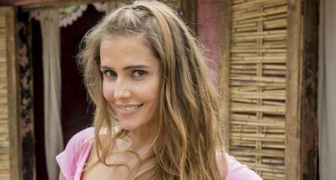 Deborah Secco diz que se inspirou em Ivete Sangalo