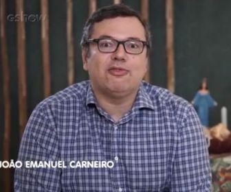 João Emanuel Carneiro conta de onde surgiu inspiração para Segundo Sol
