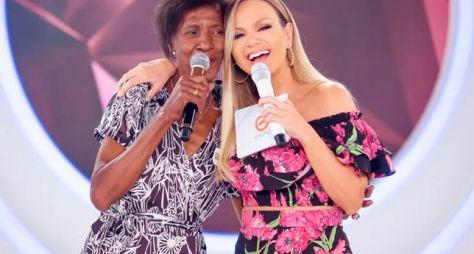 Dia das Mães: Eliana e a cantora Joelma recebem uma homenagem especial