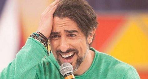 Marcos Mion é promovido a apresentador do reality A Fazenda