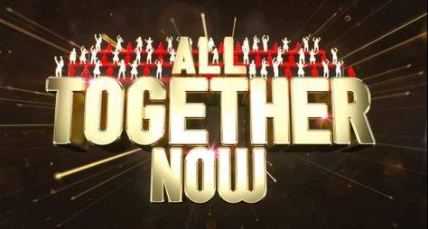 Record TV usará mesmo estúdio do The Wall para o All Together Now