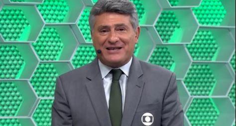 Cleber Machado fica na Globo até a Copa do Catar, em 2022