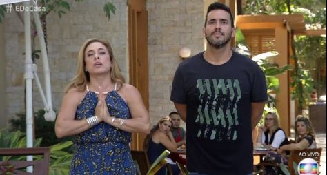 Copa do Mundo não afetará produção do É de Casa