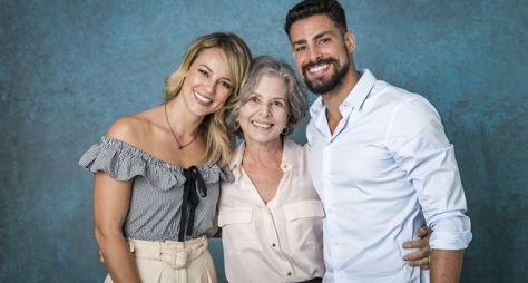 Globo promove reencontro do elenco de Belíssima