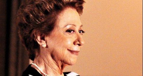 Fernanda Montenegro comemora reprise de Belíssima