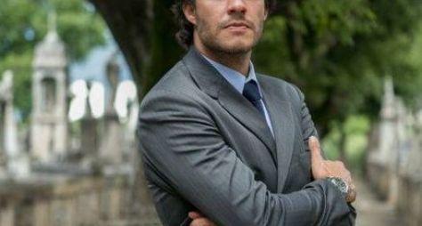 Nando Rodrigues é reforço para o elenco de Orgulho e Paixão
