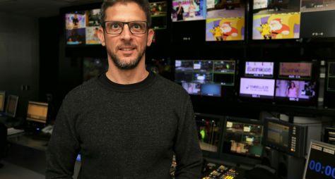 Diretor do Encrenca é o novo superintendente artístico da RedeTV!