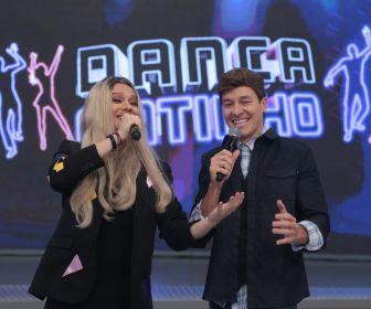 Hora do Faro: Michel Teló vira Marília Mendonça no Dança, Gatinho