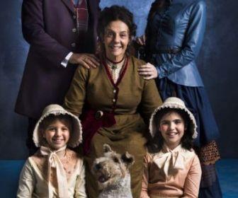 O Tempo Não Para: A história de família congelada no século 19