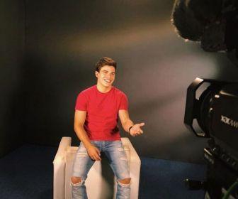 Thomaz Costa negocia com a Globo e faz testes para novela