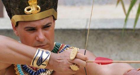 Penúltimo capítulo da reprise de José do Egito bate recorde de audiência em SP