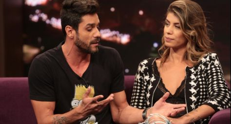 Porchat entrevista, com exclusividade, participantes expulsos do Power Couple
