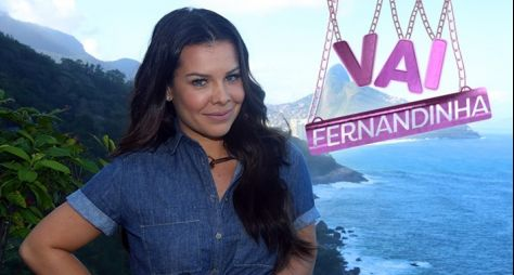 Fernanda Souza acumulará funções na Globo e Multishow