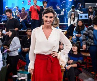 Diego Hypólito, Carille e Glenda Kozlowski são os convidados do Altas Horas