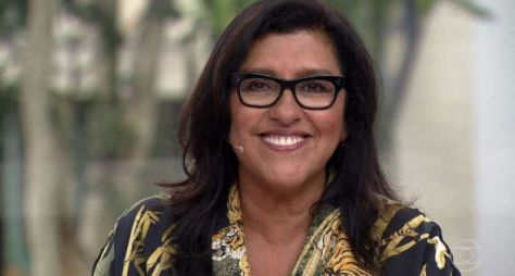 Regina Casé será uma das protagonistas de Tróia