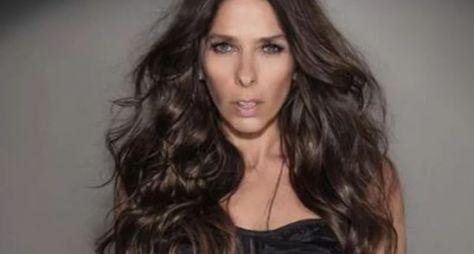 Adriane Galisteu muda visual para papel em nova novela das sete da Globo