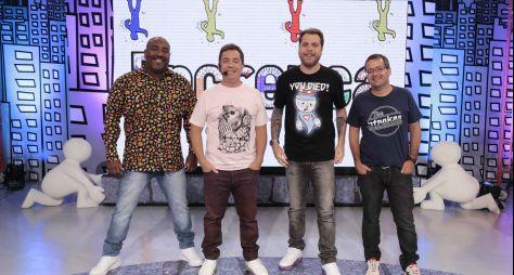 Encrenca mantém RedeTV! com Ibope superior ao da Band