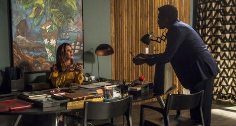 Segundo Sol: Laureta ajuda Roberval a se vingar da família Athayde