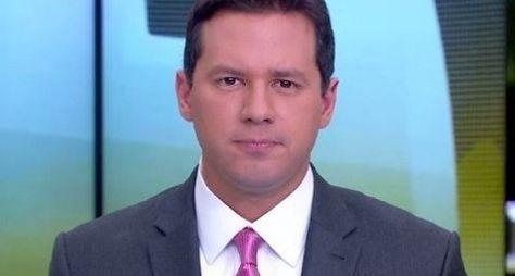 Donyde Nuccio apresentará Jornal Hoje sozinho durante a Copa do Mundo