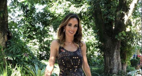 Ana Furtado substitui Otaviano Costa no BR Day, em Nova York