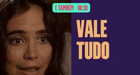 Chamada confirma estreia de Vale Tudo no Canal VIVA