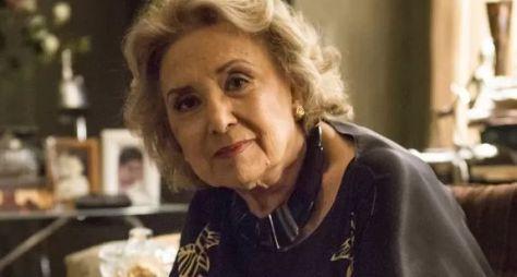 Eva Wilma volta às novelas em O Tempo Não Para