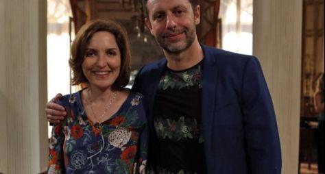 Alessandro Marson e Thereza Falcão entregam nova sinopse para Globo