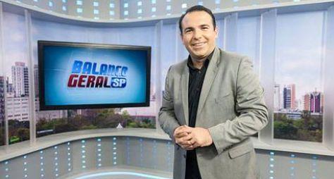 Balanço Geral é líder de audiência pelo Brasil
